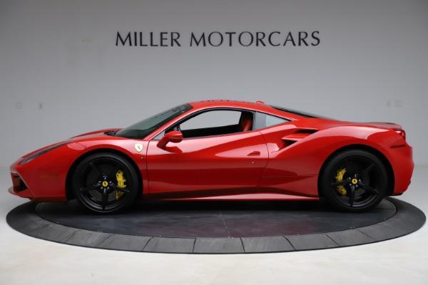 Used 2018 Ferrari 488 GTB for sale $209,900 at Bentley Greenwich in Greenwich CT 06830 3