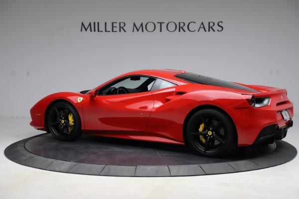 Used 2018 Ferrari 488 GTB for sale $209,900 at Bentley Greenwich in Greenwich CT 06830 4