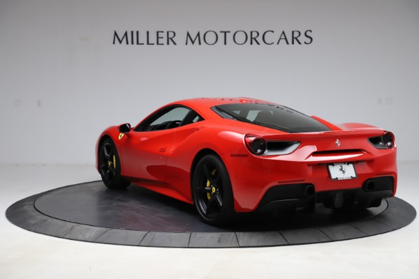 Used 2018 Ferrari 488 GTB for sale $209,900 at Bentley Greenwich in Greenwich CT 06830 5