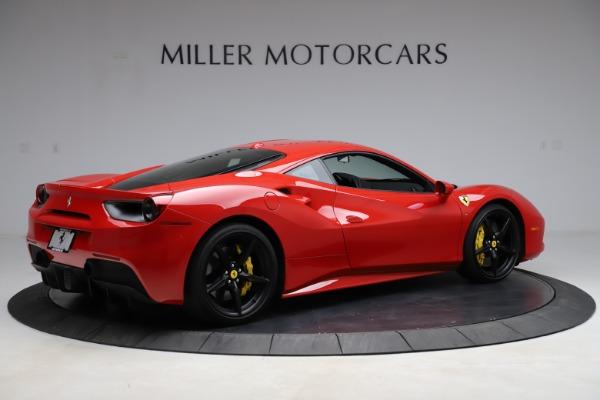 Used 2018 Ferrari 488 GTB for sale $209,900 at Bentley Greenwich in Greenwich CT 06830 8