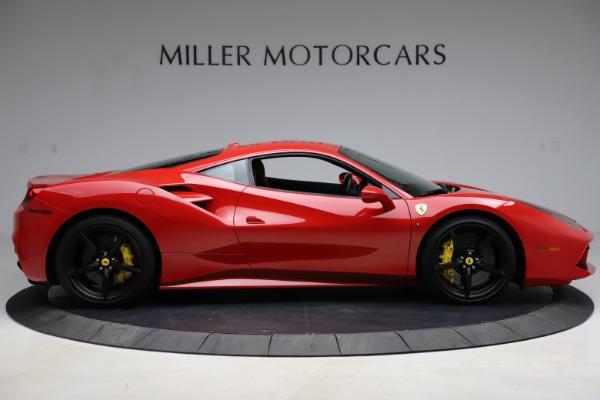Used 2018 Ferrari 488 GTB for sale $209,900 at Bentley Greenwich in Greenwich CT 06830 9