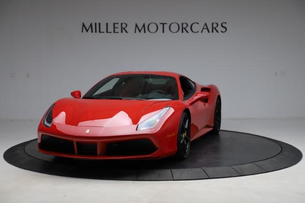 Used 2018 Ferrari 488 GTB for sale $209,900 at Bentley Greenwich in Greenwich CT 06830 1