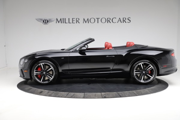 New 2021 Bentley Continental GT V8 for sale $263,905 at Bentley Greenwich in Greenwich CT 06830 2