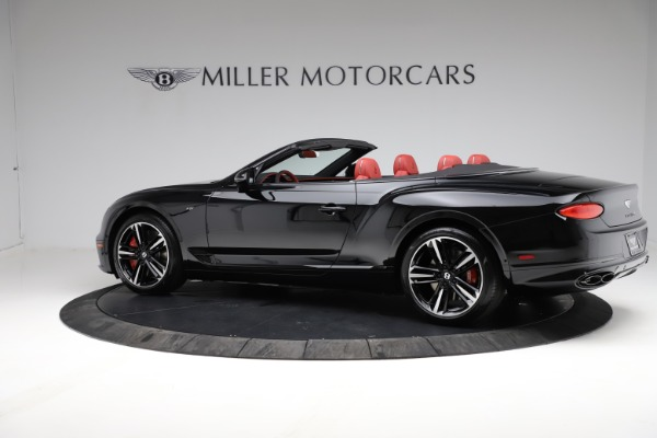 New 2021 Bentley Continental GT V8 for sale $263,905 at Bentley Greenwich in Greenwich CT 06830 3