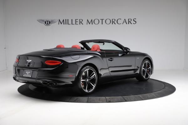 New 2021 Bentley Continental GT V8 for sale $263,905 at Bentley Greenwich in Greenwich CT 06830 7