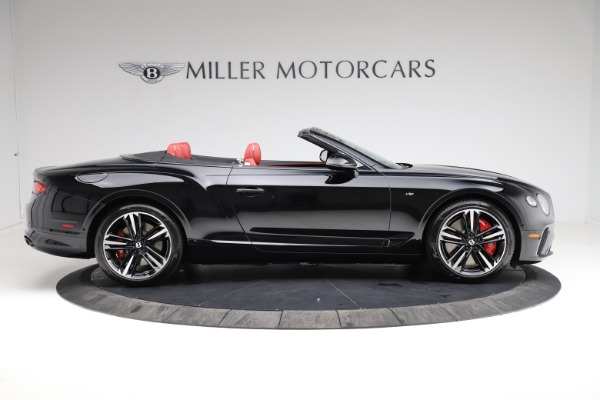 New 2021 Bentley Continental GT V8 for sale $263,905 at Bentley Greenwich in Greenwich CT 06830 8