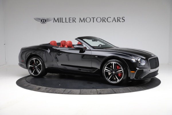New 2021 Bentley Continental GT V8 for sale $263,905 at Bentley Greenwich in Greenwich CT 06830 9
