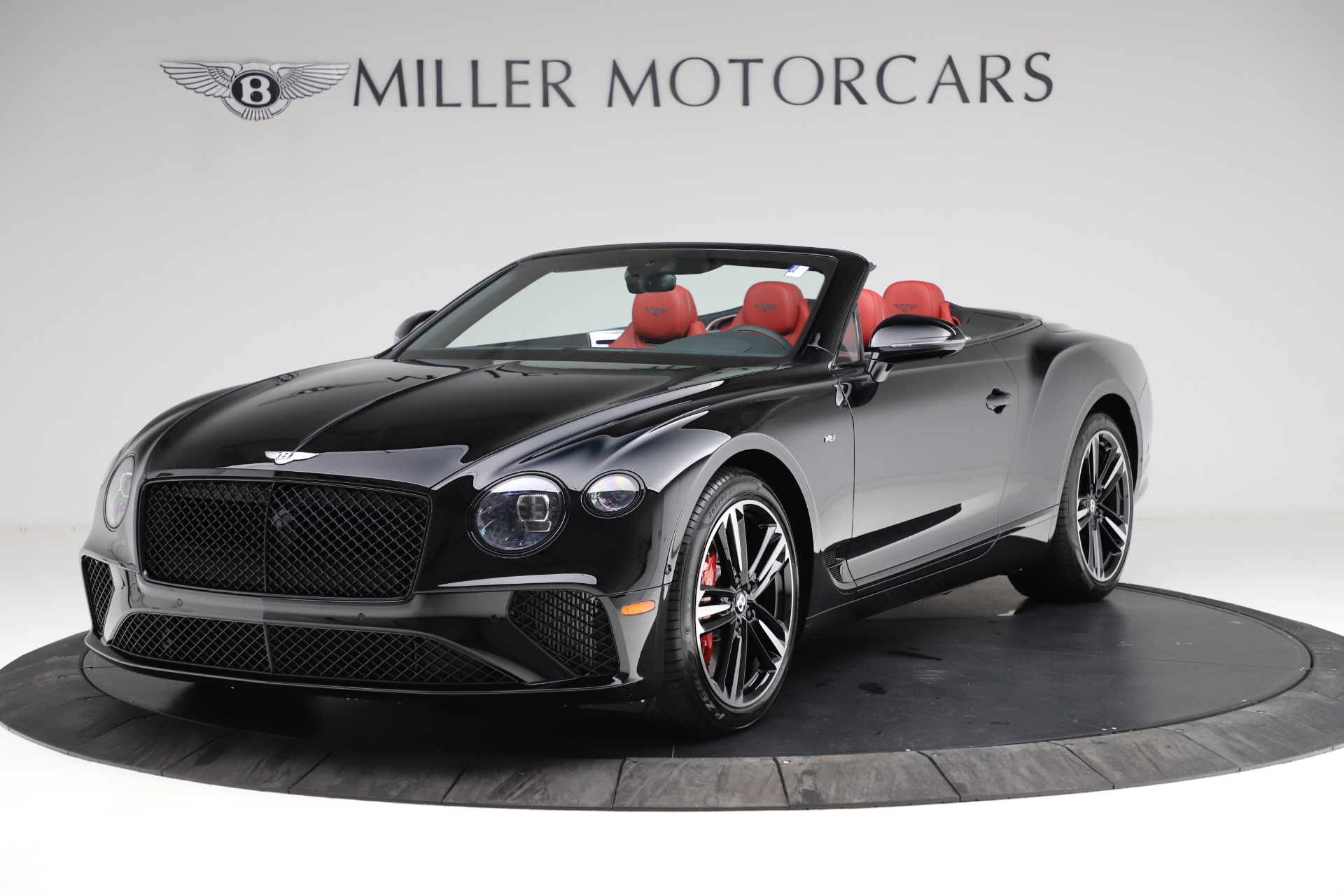 New 2021 Bentley Continental GT V8 for sale $263,905 at Bentley Greenwich in Greenwich CT 06830 1