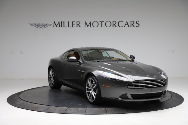 Used 2012 Aston Martin DB9 for sale Call for price at Bentley Greenwich in Greenwich CT 06830 10