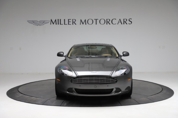 Used 2012 Aston Martin DB9 for sale Call for price at Bentley Greenwich in Greenwich CT 06830 11