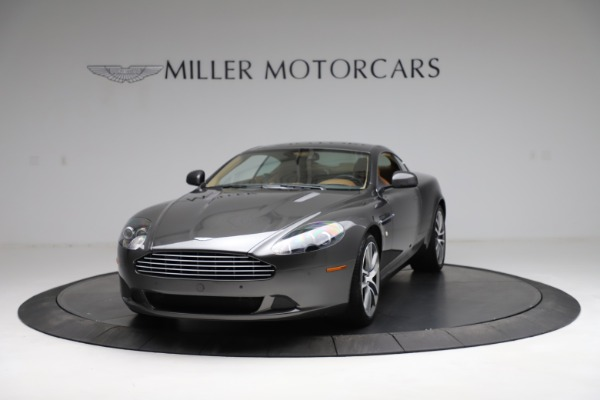 Used 2012 Aston Martin DB9 for sale Call for price at Bentley Greenwich in Greenwich CT 06830 12