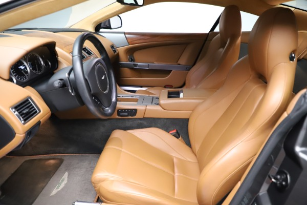 Used 2012 Aston Martin DB9 for sale Call for price at Bentley Greenwich in Greenwich CT 06830 13