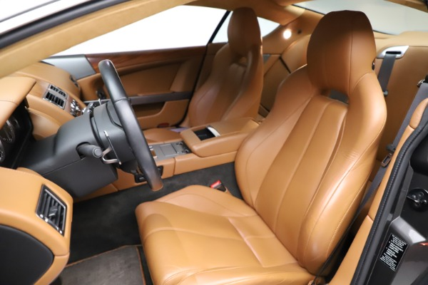 Used 2012 Aston Martin DB9 for sale Call for price at Bentley Greenwich in Greenwich CT 06830 14