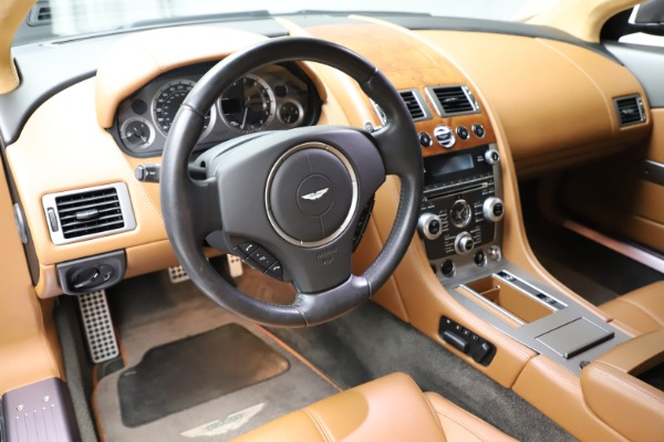 Used 2012 Aston Martin DB9 for sale Call for price at Bentley Greenwich in Greenwich CT 06830 15