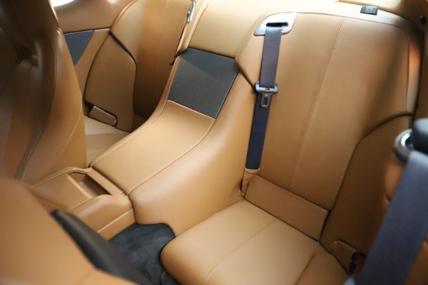 Used 2012 Aston Martin DB9 for sale Call for price at Bentley Greenwich in Greenwich CT 06830 17