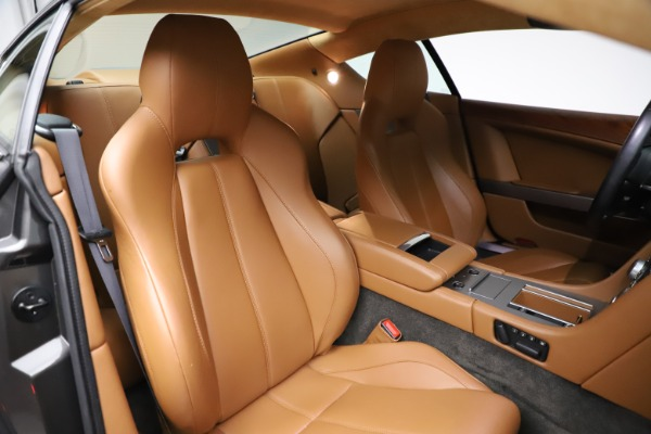 Used 2012 Aston Martin DB9 for sale Call for price at Bentley Greenwich in Greenwich CT 06830 19
