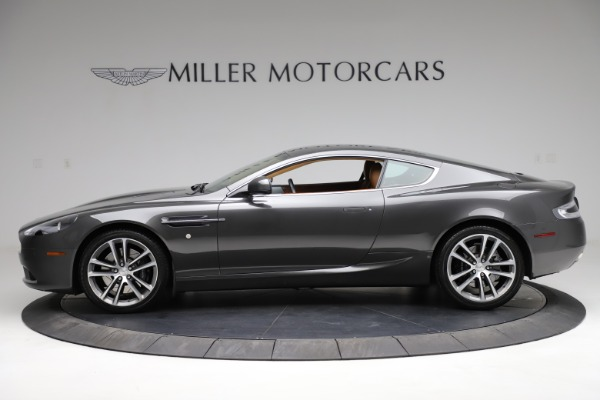 Used 2012 Aston Martin DB9 for sale Call for price at Bentley Greenwich in Greenwich CT 06830 2