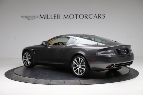 Used 2012 Aston Martin DB9 for sale Call for price at Bentley Greenwich in Greenwich CT 06830 3