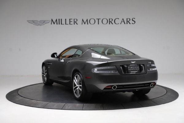 Used 2012 Aston Martin DB9 for sale Call for price at Bentley Greenwich in Greenwich CT 06830 4