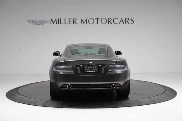 Used 2012 Aston Martin DB9 for sale Call for price at Bentley Greenwich in Greenwich CT 06830 5