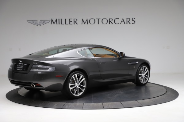 Used 2012 Aston Martin DB9 for sale Call for price at Bentley Greenwich in Greenwich CT 06830 7