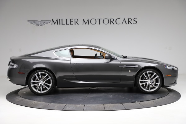 Used 2012 Aston Martin DB9 for sale Call for price at Bentley Greenwich in Greenwich CT 06830 8
