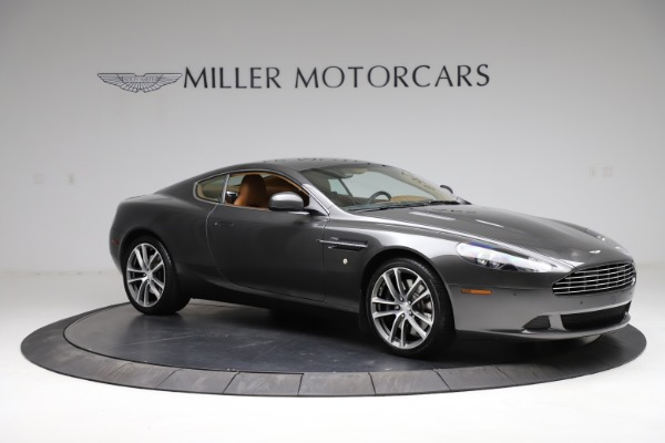 Used 2012 Aston Martin DB9 for sale Call for price at Bentley Greenwich in Greenwich CT 06830 9