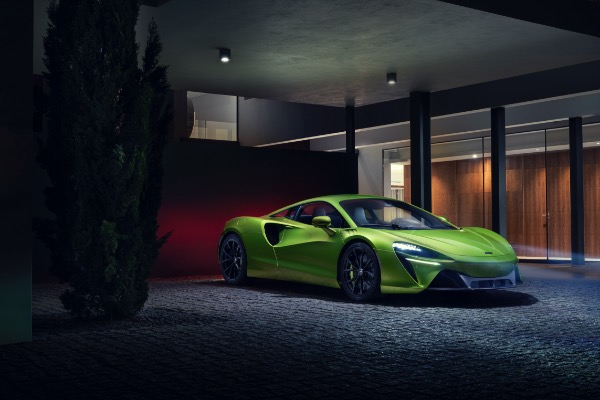 New 2021 McLaren Artura for sale Call for price at Bentley Greenwich in Greenwich CT 06830 2