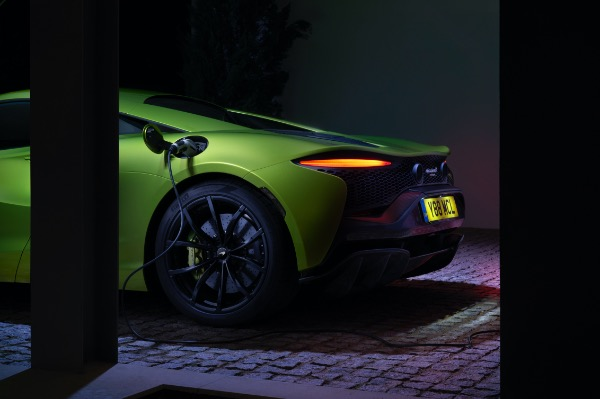 New 2021 McLaren Artura for sale Call for price at Bentley Greenwich in Greenwich CT 06830 4