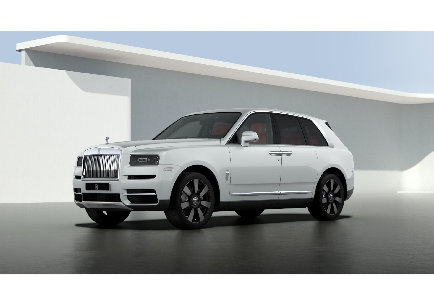 New 2021 Rolls-Royce Cullinan for sale $391,375 at Bentley Greenwich in Greenwich CT 06830 1