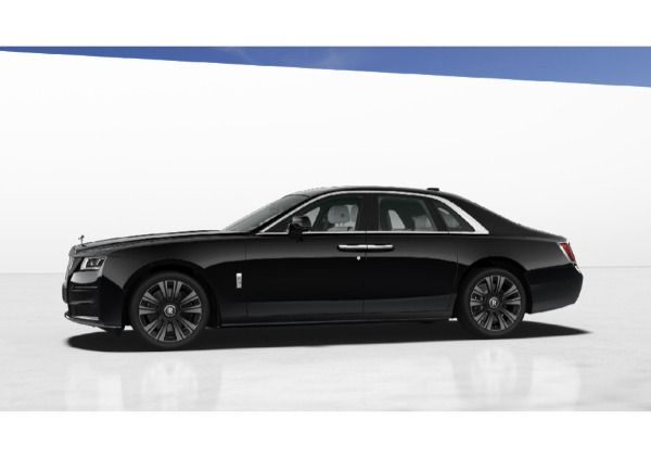 New 2021 Rolls-Royce Ghost for sale $378,350 at Bentley Greenwich in Greenwich CT 06830 2