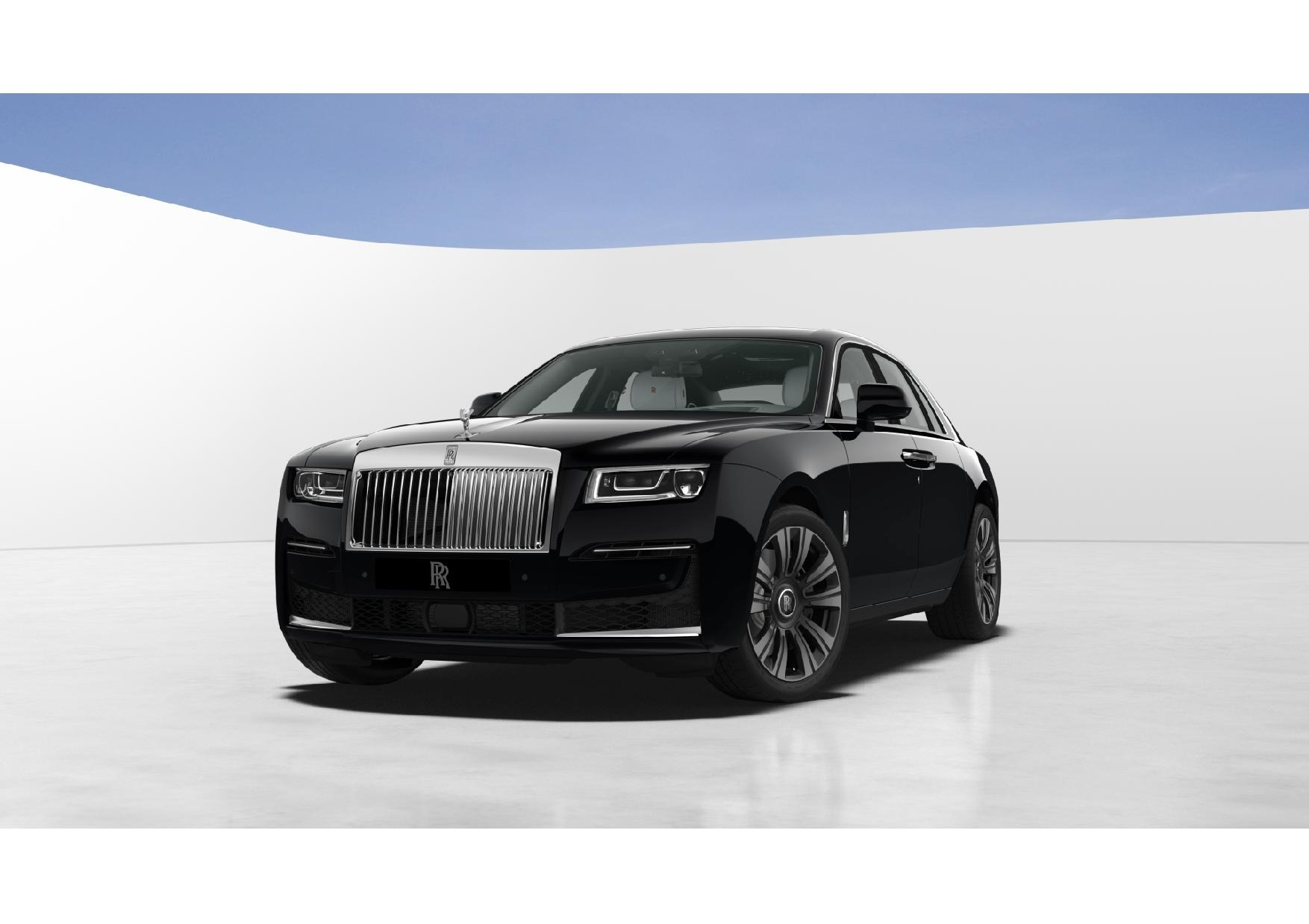 New 2021 Rolls-Royce Ghost for sale $378,350 at Bentley Greenwich in Greenwich CT 06830 1