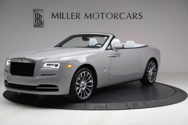 New 2021 Rolls-Royce Dawn for sale $405,850 at Bentley Greenwich in Greenwich CT 06830 3
