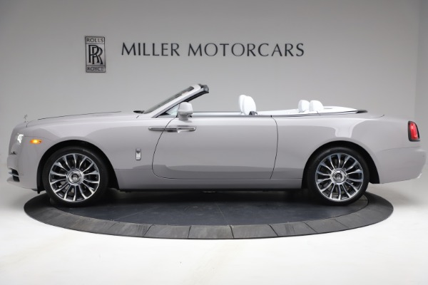 New 2021 Rolls-Royce Dawn for sale $405,850 at Bentley Greenwich in Greenwich CT 06830 4
