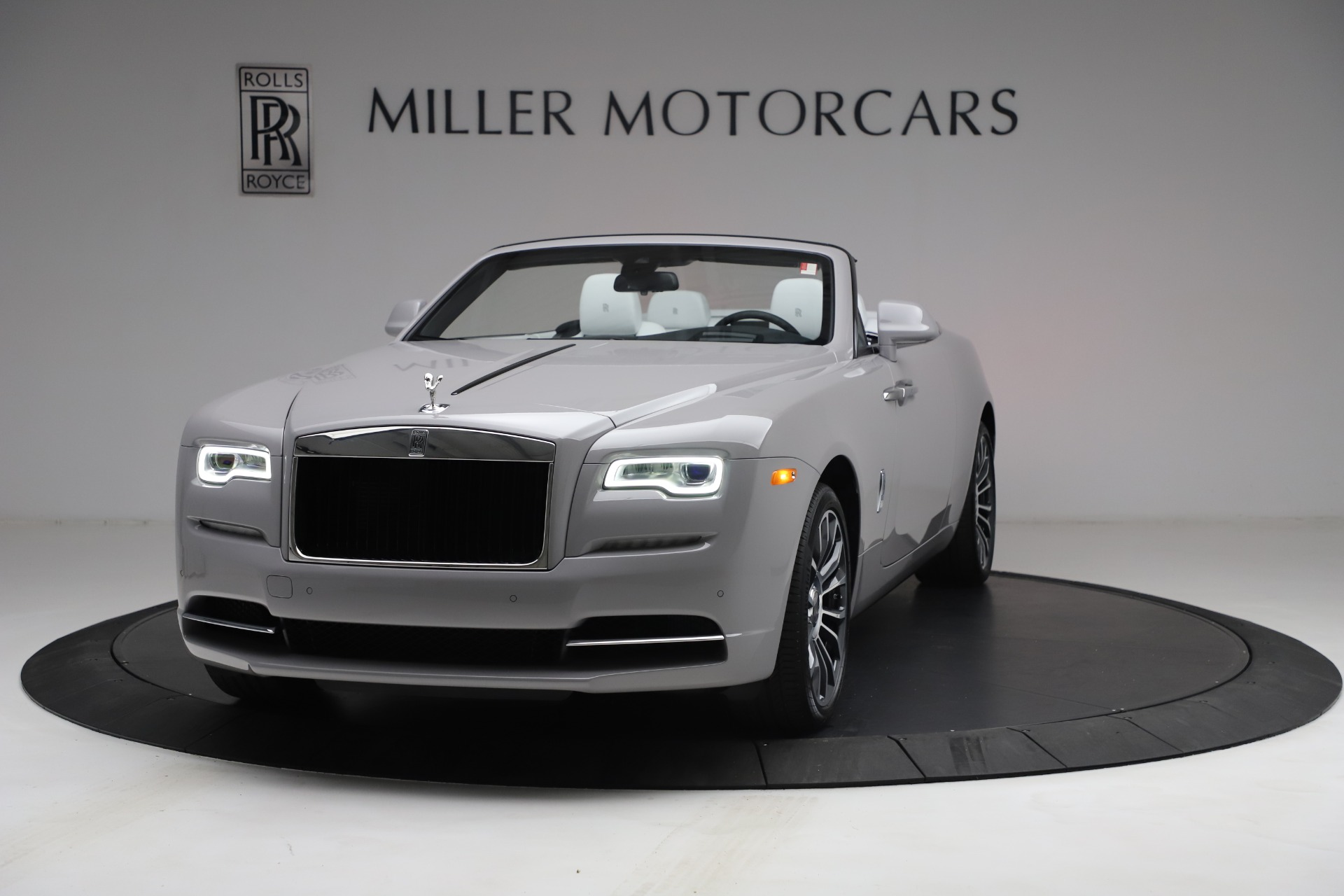 New 2021 Rolls-Royce Dawn for sale $405,850 at Bentley Greenwich in Greenwich CT 06830 1