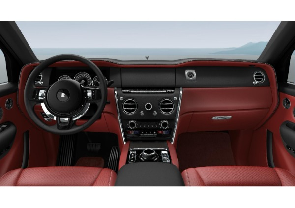 New 2021 Rolls-Royce Cullinan for sale $383,850 at Bentley Greenwich in Greenwich CT 06830 4