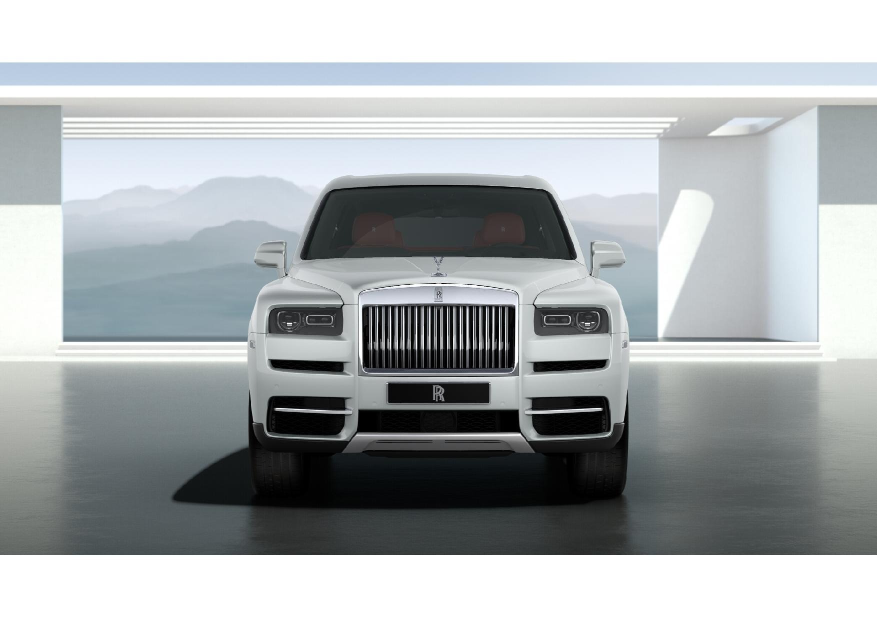 New 2021 Rolls-Royce Cullinan for sale $383,850 at Bentley Greenwich in Greenwich CT 06830 1