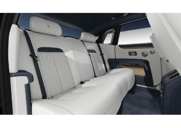 New 2021 Rolls-Royce Ghost for sale $382,250 at Bentley Greenwich in Greenwich CT 06830 7