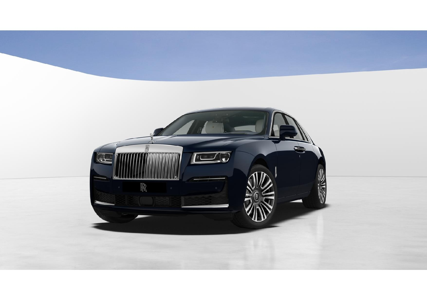 New 2021 Rolls-Royce Ghost for sale $382,250 at Bentley Greenwich in Greenwich CT 06830 1