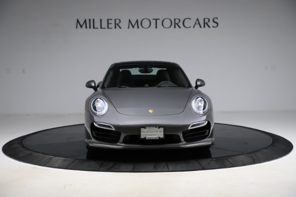 Used 2015 Porsche 911 Turbo for sale $109,900 at Bentley Greenwich in Greenwich CT 06830 12