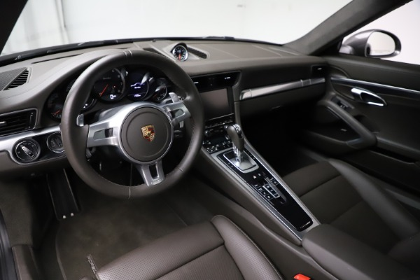 Used 2015 Porsche 911 Turbo for sale $109,900 at Bentley Greenwich in Greenwich CT 06830 13