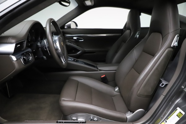 Used 2015 Porsche 911 Turbo for sale $109,900 at Bentley Greenwich in Greenwich CT 06830 14