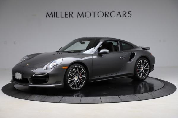 Used 2015 Porsche 911 Turbo for sale $109,900 at Bentley Greenwich in Greenwich CT 06830 2