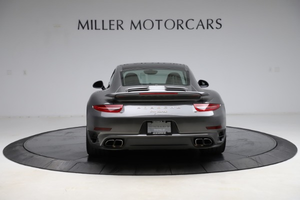 Used 2015 Porsche 911 Turbo for sale $109,900 at Bentley Greenwich in Greenwich CT 06830 6