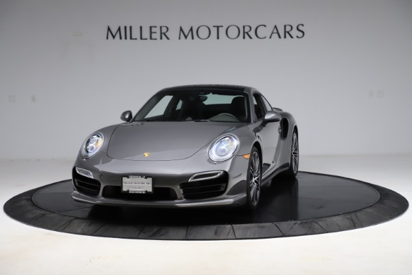 Used 2015 Porsche 911 Turbo for sale $109,900 at Bentley Greenwich in Greenwich CT 06830 1