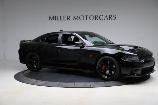 Used 2018 Dodge Charger SRT Hellcat for sale $59,900 at Bentley Greenwich in Greenwich CT 06830 10