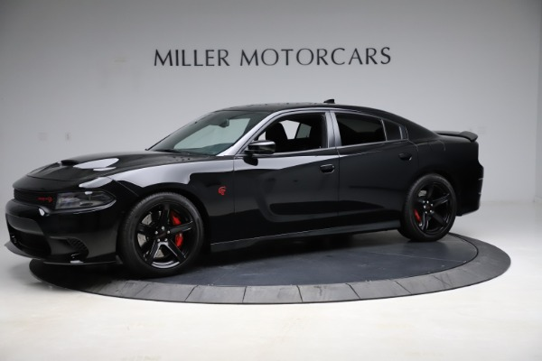 Used 2018 Dodge Charger SRT Hellcat for sale $59,900 at Bentley Greenwich in Greenwich CT 06830 2