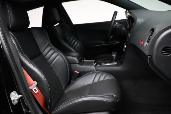 Used 2018 Dodge Charger SRT Hellcat for sale $59,900 at Bentley Greenwich in Greenwich CT 06830 22