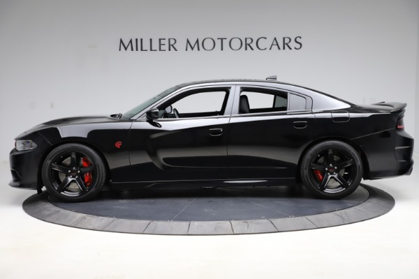 Used 2018 Dodge Charger SRT Hellcat for sale $59,900 at Bentley Greenwich in Greenwich CT 06830 3