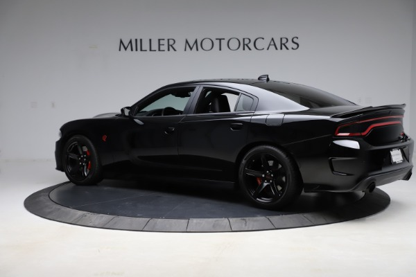 Used 2018 Dodge Charger SRT Hellcat for sale $59,900 at Bentley Greenwich in Greenwich CT 06830 4